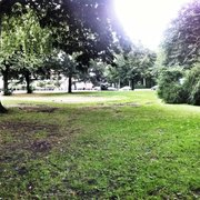 Wehbers Park, Hamburg, Germany