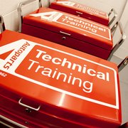 Autoparts Technical Training.