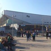 Stadthalle Wien - Halle F, Vienna, Wien, Austria