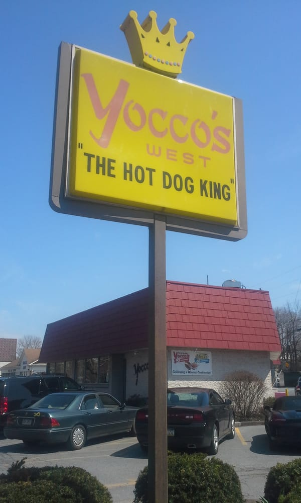 Yocco S Hot Dogs Allentown Pa