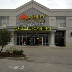 Ashley furniture homestore furniture stores for Michaels crafts jacksonville fl