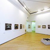 Interior, Lowry Gallery by Ben Blackall