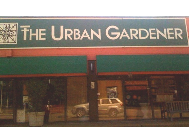 Urban gardener home decor eastgate memphis tn Home decor stores memphis tn