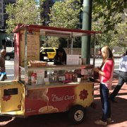 The Chai Cart - Reminds me of India! - San Francisco, CA, Vereinigte Staaten