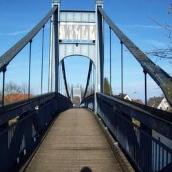 Schulweg-Steg, Hamm, Nordrhein-Westfalen, Germany