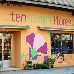 Floristería Ten Siempre Flores, Zaragoza, Spain