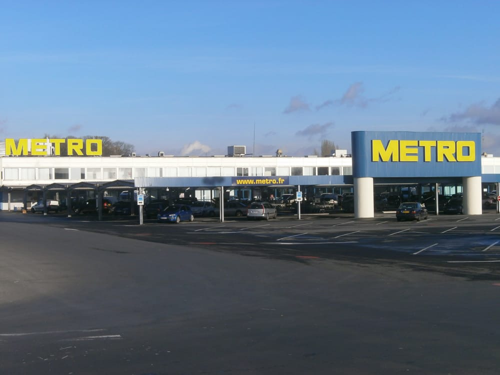 Magasin metro lomme