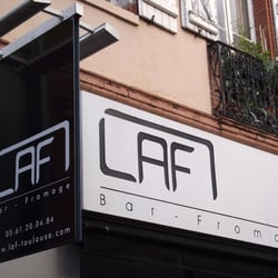 LAF, bar à fromage, Toulouse