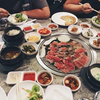 Gaon Authentic Korean Bbq Restaurant Pasadena Ca
