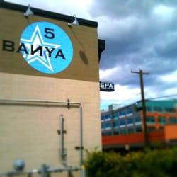banya 5 free parking on site seattle wa united states