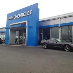 Len Lyall Chevrolet logo