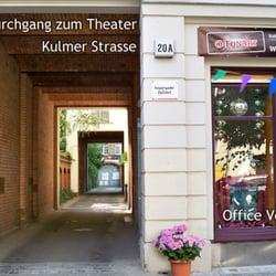 Unsere Theater Kasse mit integrierter…