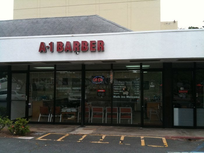 Barber Kailua : ... +Kerberos+V1+0 Hairstyling & Barber Shop - Kailua, HI, United States