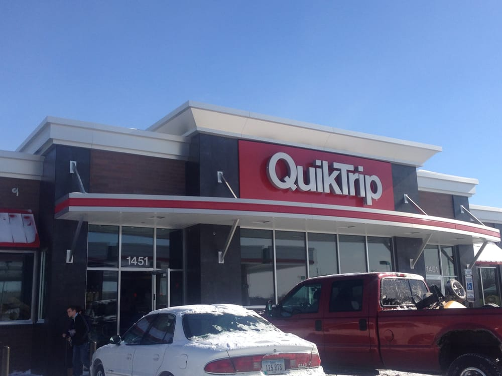 Gas Stations Near Me >> QuikTrip - Gas & Service Stations - Omaha, NE - Yelp