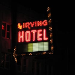 Irving hotel hotels portage park chicago il united for Irving hotel chicago