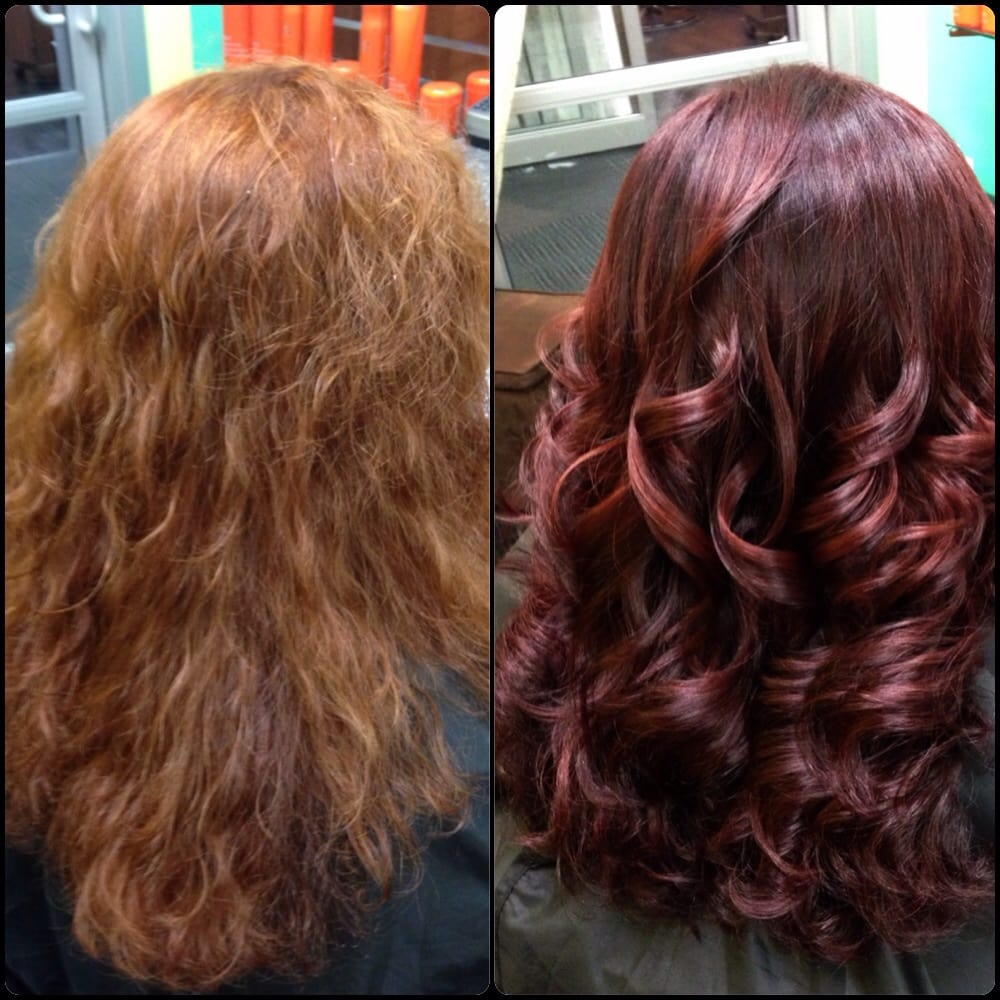 Before And After Color Correction  Yelp