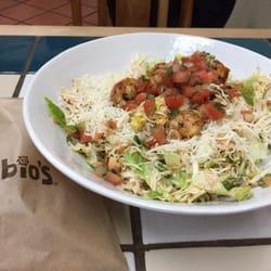 ... Rancho Santa Margarita, CA, United States. Chopped salad with shrimp