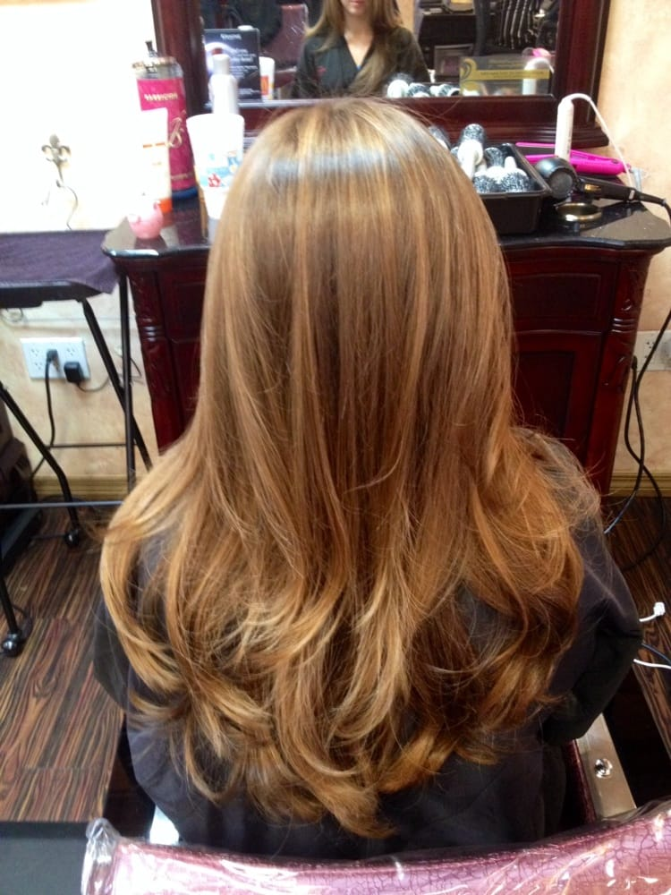 Hair frenzy salon 27 photos coiffeur salon de for Avis salon de coiffure