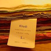 Handgeschöpftes Papier aus Indien, jeder…