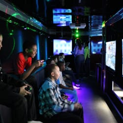 Mr Game Room Game Truck Columbus Oh