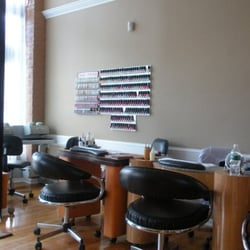 Beauty spa 20 photos nail salons porter square for Acton nail salon