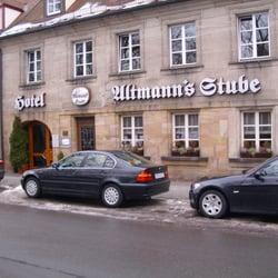 Altmann's Stube Hotel & Restaurant GmbH, Erlangen, Bayern