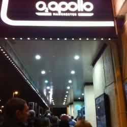 O2 Apollo Manchester, Manchester