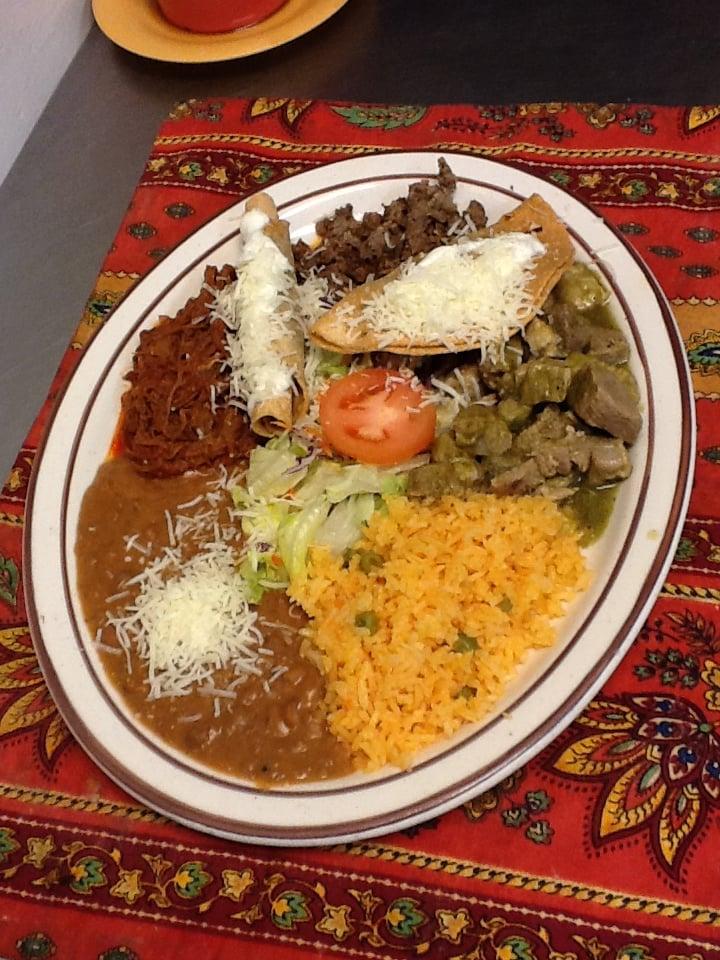 Carne Asada Mexicana Asada Desebrada Carne