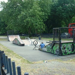 Skateboard and Bmx Park, London