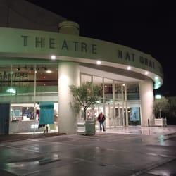 Theatre National de Nice - Nice, France. Le théâtre