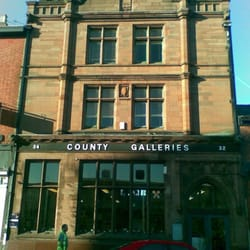 County Galleries, Altrincham, Greater Manchester