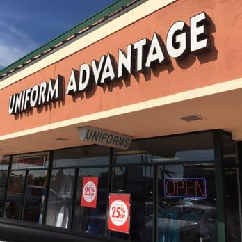 Uniform Advantage Shoe Shops Fort Lauderdale Fl