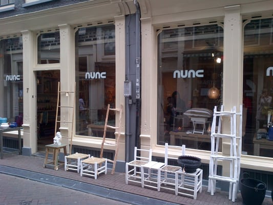 Nunc interieur woondecoraties centrum amsterdam for Auto interieur reinigen amsterdam