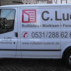 C. Luderer Rollläden, Markisen, Braunschweig, Niedersachsen