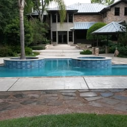 Aesthetic Pool Patio Renovations Pool Hot Tub