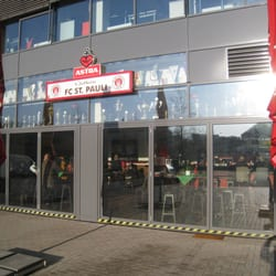 Clubheim FC St. Pauli, Hamburg