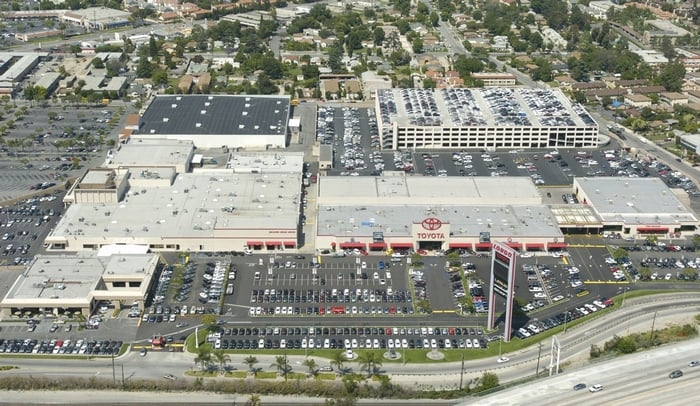 World S Largest Dealership Longo Toyota In El Monte Yelp