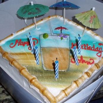 Dee Lite Bakery Birthday Cake