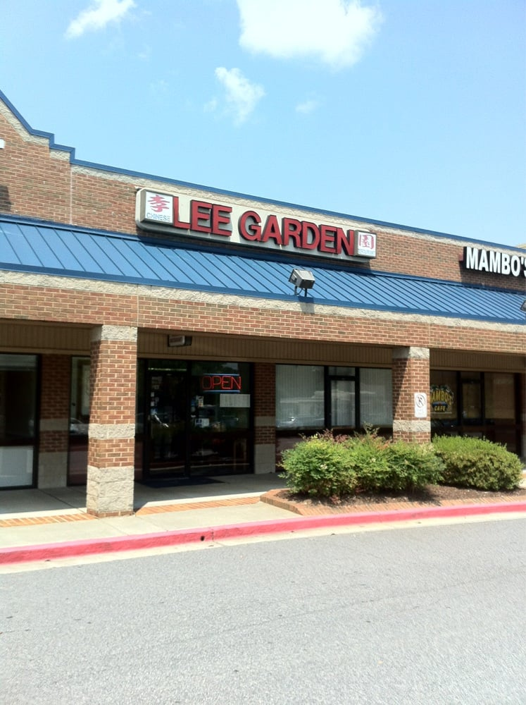 Lee Garden Chinese Restaurant Closed Chinese Restaurants Alpharetta Ga United States