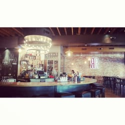 The Red Rabbit Kitchen Bar Sacramento Ca United States Their Bar During The Day Nice