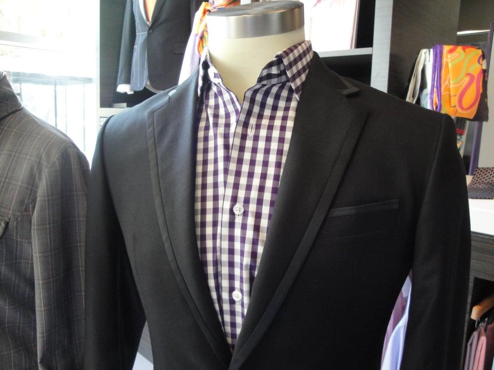 Men S Clothing Bellevue Wa