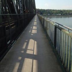 Südbrücke, Mainz, Rheinland-Pfalz