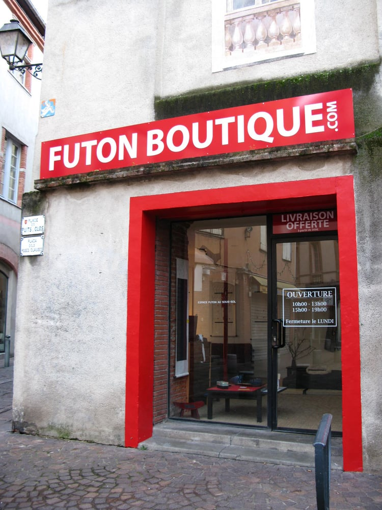 futon boutique closed furniture shops toulouse france reviews photos yelp. Black Bedroom Furniture Sets. Home Design Ideas