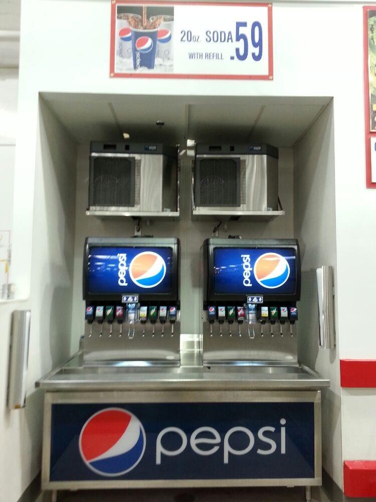 Hazlet (NJ) United States  City pictures : Costco Hazlet, NJ, United States. Costco food court now serves Pepsi ...