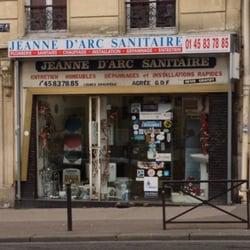 Jeanne d arc sanitaire jardin des plantes austerlitz for Jardin d asie 78 rue baudricourt 75013 paris