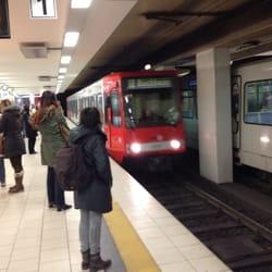 U-Bahn Dom/hbf, Köln, Nordrhein-Westfalen