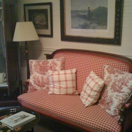 Adelphi Hotel - Saratoga Springs, NY, États-Unis. Sitting area Jr Suite