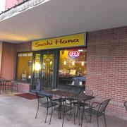 Sushi Hana - Houston, TX, États-Unis. The front