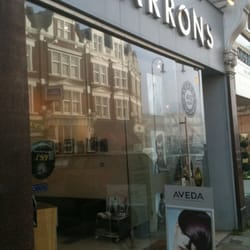 Barrons Hairdressing, London