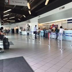 Oakland Airport Rental Car Shuttle Bus